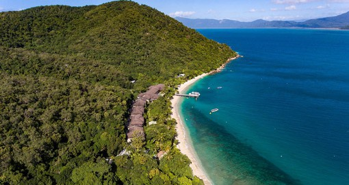 Explore this magical Fitzroy Island Resort during your next Australia vacations.