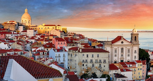 Explore Lisbon on your trip to Portugal