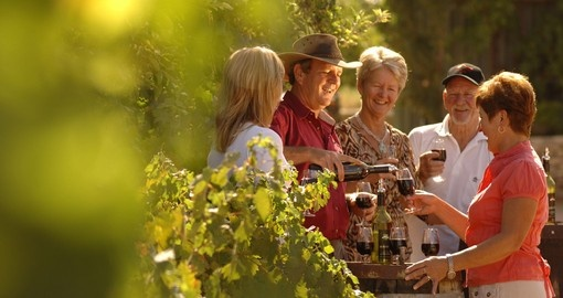 Explore Barossa Valley wine tasting during your next Australia tours.