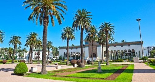 Visit Main square in Casablanca on your next trip to Morocco.