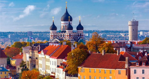 Visit Tallinn on your Estonia Tour
