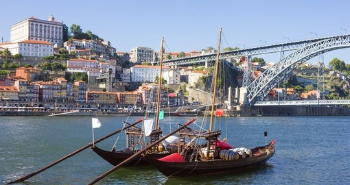 Visit coastline city Porto in Portugal during your next Europe vacations.
