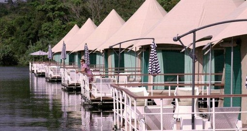 With your Cambodia Vacation Package you have the option to choose seaside accommodations