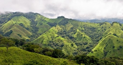 Hike the  hills of Monteverde on your trip to Costa Rica