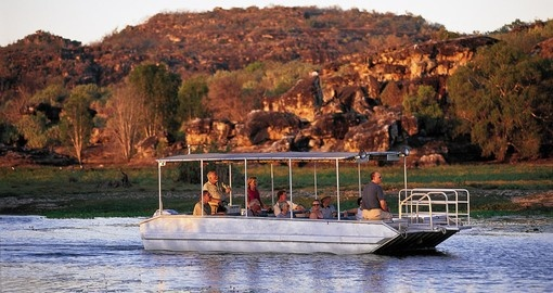 Billabong Cruise in Arnhemland