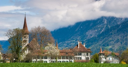 Visit Interlaken and explore this magical town on your Switzerland vacations.