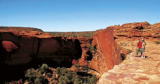 Northern Territiory is home to some of Australia's most stunning scenery