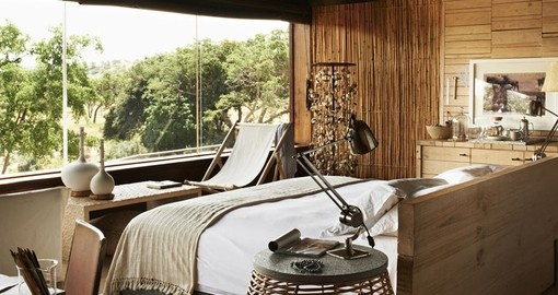 Enjoy all the amenities of the hotels and lodges during your next Tanzania safari.
