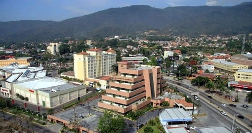 San Pedro Sula is typically the starting point of all Honduras vacations