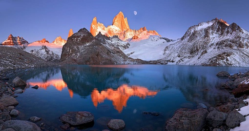 Explore stunning Patagonia on your trip to Chile