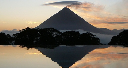 Discover Volcano Arenal on your trip to Costa Rica