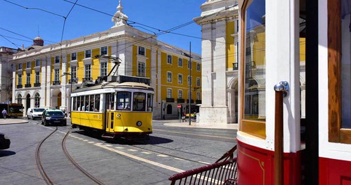 Formerly the home of the Ministry of Internal Affairs, the Pousada de Lisboa is ideally located for exploring the city