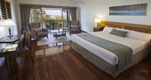 Comfortable Suite at Thala Beach Reserve
