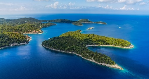 National Park on the Island of Mljet