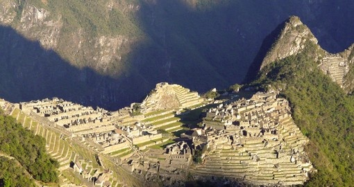 Visit Machu Picchu on your Peru vacation