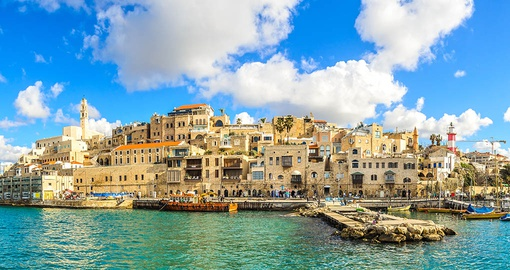Explore the Old City of Jaffa on your trip to Israel