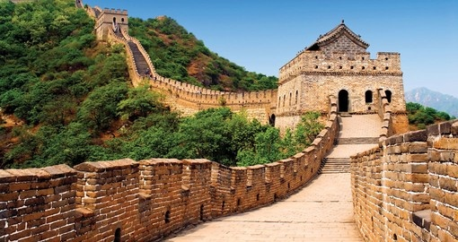 Discover the Splendours of China
