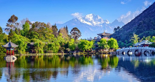 Rising 5,596 m above sea level, Jade Dragon Snow Mountain has been climbed only once