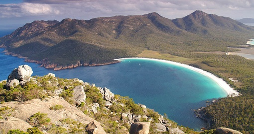 Explore Freycinet National Park on your Australia Vacation