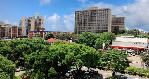 Harare is a starting point for many Zimbabwe vacations.