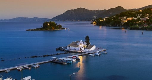 Corfu Island is part of your trip to Greece