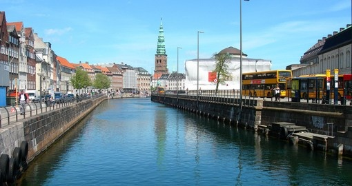 Visit Gammel Strand in Copenhagen on your Denmark Tour
