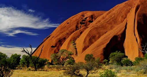 Visit Uluru (Ayers Rock) in the Outback