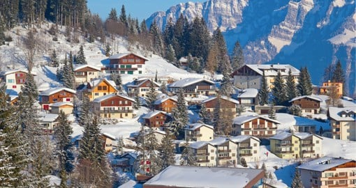 Get to know the charming Alpine Villages of Switzerland