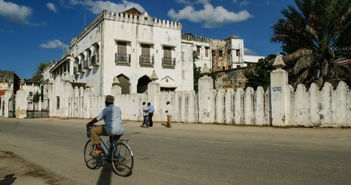 Explore the city of Zanzibar