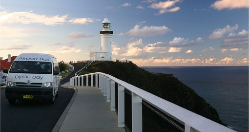 Hike or bike to the famous Cape Byron Lighthouse during your next Australia tours.