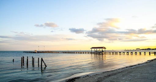 Enjoy the beach on your Belize vacation