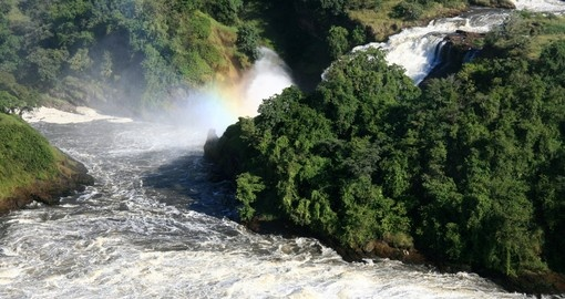 Murchison Falls National Park Safari Reserve