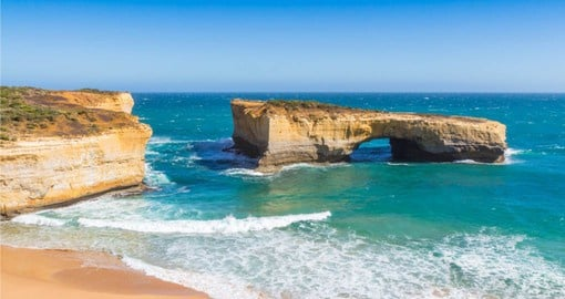 London Arch at Port Campbell National Park