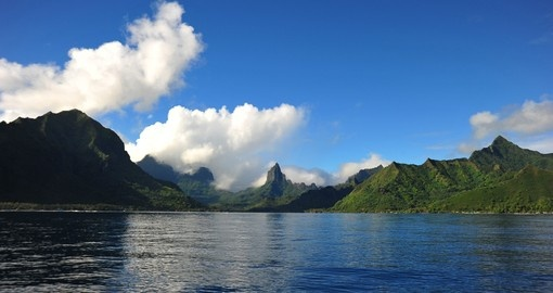 Moorea is the base for your Tahiti vacation