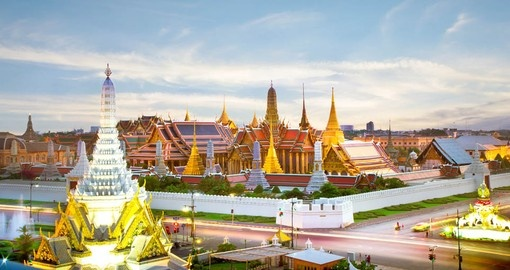 Visit The Grand Palace in Bangkok on your Thai Vacation