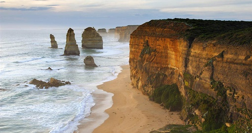 Take some time to tour the Great Ocean Road on your trip to Australia