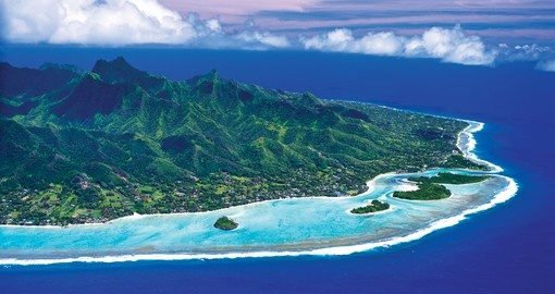 Your Ccok Islands Vacation begins in Rarotonga
