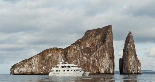Take a tour on the MC Seaman on your Galapagos Vacation