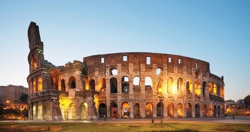Visit Colosseum in Rome and explore this historical monument during your next Italy vacations.