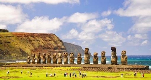 Chile with Easter Island and Patagonia