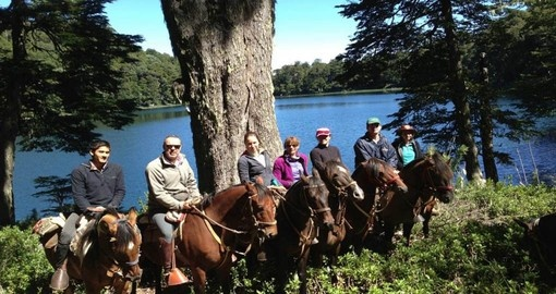 Enjoy a range of included activities on your Chile Vacation