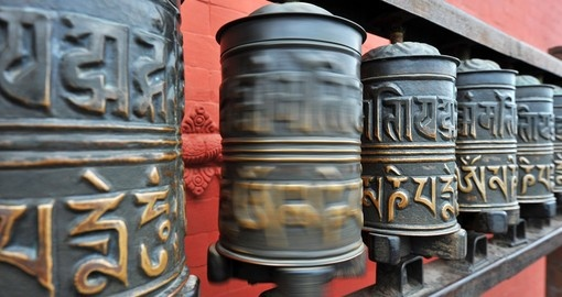 Take a stroll throughout Bhutan and listen in on some of the many bells that dot the country on your Bhutan Vacation