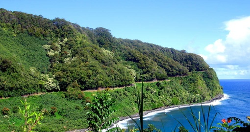 Experience Heavenly Hana Tour from Maui on your Hawaii Vacations