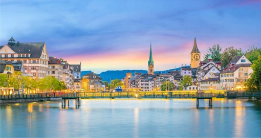 Zurich has for years ranked among the world's top cities in terms of quality of life