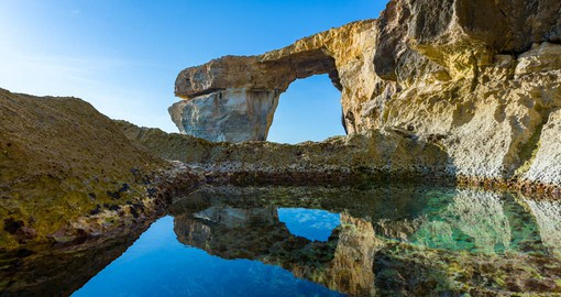 Steeped in myth, Gozo is thought to be the legendary Calypso's isle of Homer's Odyssey