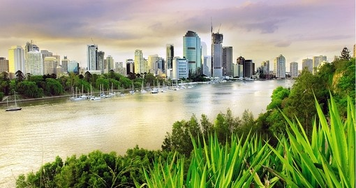 The city of Brisbane is not aways included on all Australia vacations - but it should be.