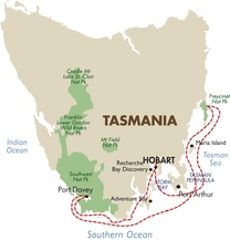 Tasmania Expedition Cruise
