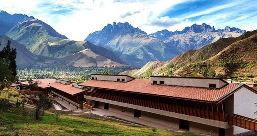 Discover explora Valle Sagrado during your next Peru vacation.