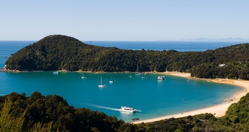 Abel Tasman National Park near Nelson