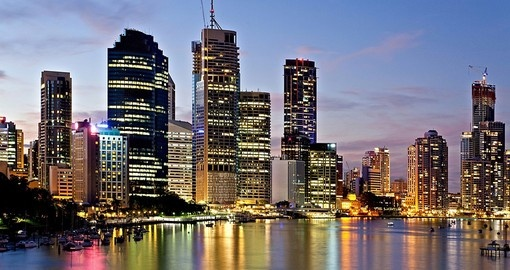 Your Australia vacation package includes a Brisbane city tour.